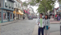 Quang cảnh thành phố du lịch Newport, tiểu bang Rhode Island